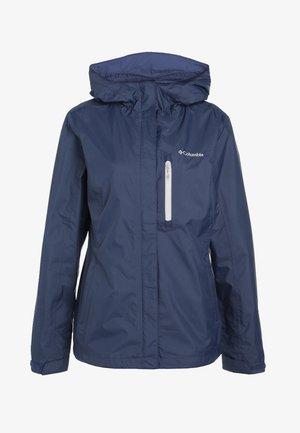 POURING ADVENTURE JACKET - Outdoorjas - dark blue