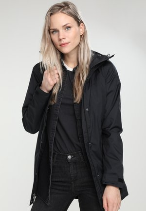 SPLASH A LITTLE JACKET - Veste imperméable - black