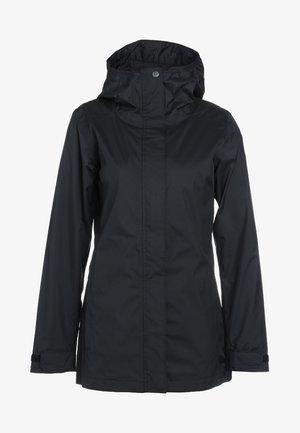 SPLASH A LITTLE JACKET - Waterproof jacket - black