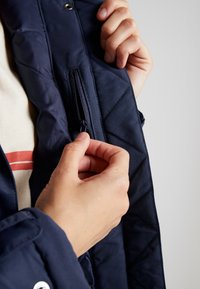 Columbia - LINDORES™ JACKET - Cappotto invernale - nocturnal/dark nocturnal heather - 5