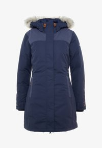 Columbia - LINDORES™ JACKET - Cappotto invernale - nocturnal/dark nocturnal heather - 7