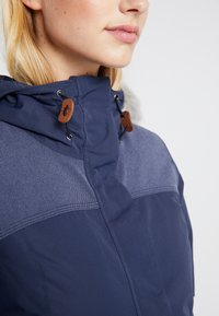 Columbia - LINDORES™ JACKET - Cappotto invernale - nocturnal/dark nocturnal heather - 4