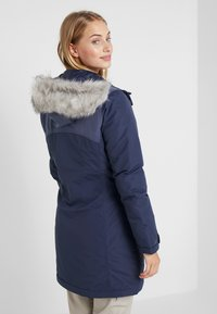 Columbia - LINDORES™ JACKET - Cappotto invernale - nocturnal/dark nocturnal heather - 2