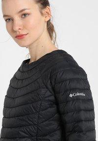 Columbia - POWDER PASS™  - Outdoorová bunda - black - 4