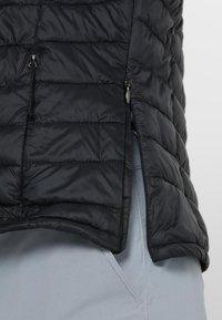 Columbia - POWDER PASS™  - Outdoorová bunda - black - 6