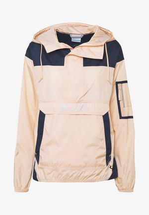 CHALLENGER - Windbreaker - peach cloud/nocturnal/white
