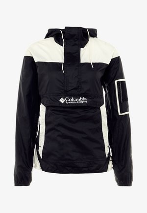 CHALLENGER - Windbreaker - black/stone