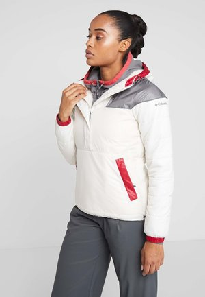 LODGE JACKET - Outdoorjakke - chalk/city grey
