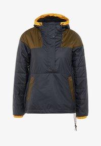 Columbia - LODGE JACKET - Outdoor jakke - black/olive green - 5