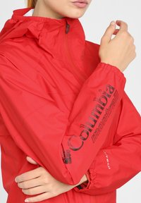 Columbia - ROGUE RUNNER  - Veste coupe-vent - red spark - 3