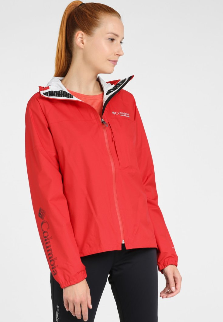 Columbia - ROGUE RUNNER  - Veste coupe-vent - red spark