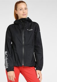 Columbia - ROGUE RUNNER  - Veste coupe-vent - black - 0