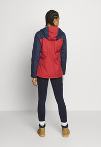 Columbia - INNER LIMITS™ JACKET - Outdoorjas - dusty crimson/nocturnal - 2