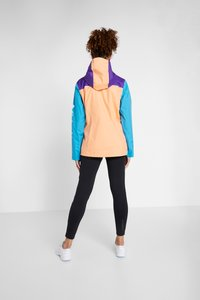 Columbia - INNER LIMITS™ JACKET - Outdoor jacket - bright nectar/clear water/vivid purple - 2