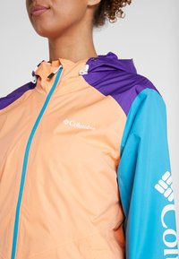 Columbia - INNER LIMITS™ JACKET - Outdoor jacket - bright nectar/clear water/vivid purple - 5