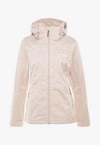Columbia - WINDGATES JACKET - Hardshell jacket - peach cloud - 4