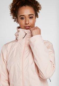 Columbia - WINDGATES JACKET - Hardshell jacket - peach cloud - 3