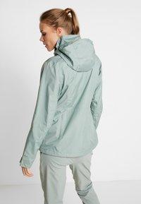 Columbia - WINDGATES JACKET - Hardshell jacket - light lichen - 2