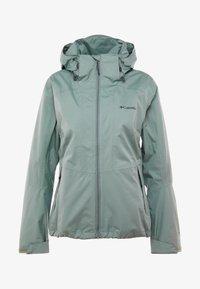 Columbia - WINDGATES JACKET - Hardshell jacket - light lichen - 5