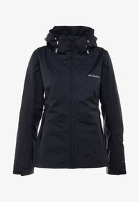 Columbia - WINDGATES JACKET - Hardshell jacket - black - 6