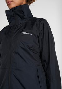 Columbia - WINDGATES JACKET - Hardshell jacket - black - 5
