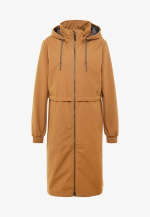 FIRWOOD™ LONG JACKET - Waterproof jacket - light elk