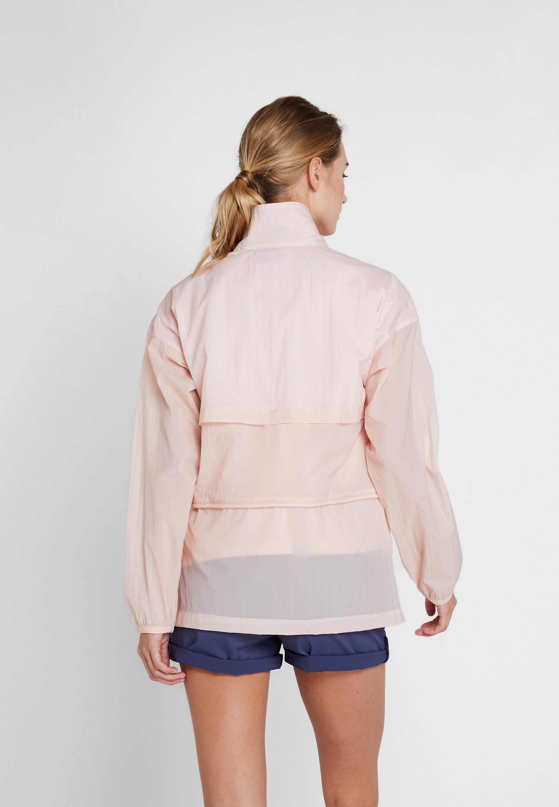 Columbia BERG LAKE ANORAK - Outdoorjakke - peach cloud