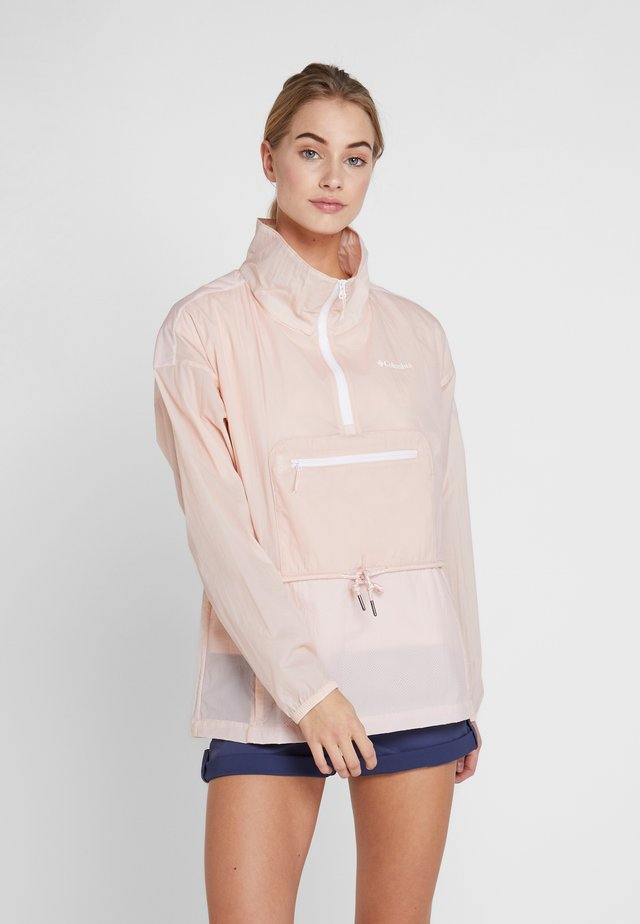 BERG LAKE ANORAK - Outdoorová bunda - peach cloud