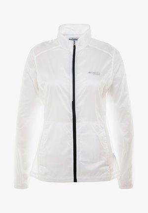 JACKET - Vodotěsná bunda - white/black