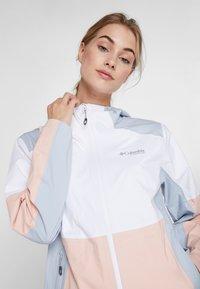 Columbia - TITAN PASS™ - Blouson - white/peach cloud/cirrus grey - 3