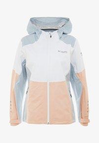 Columbia - TITAN PASS™ - Blouson - white/peach cloud/cirrus grey - 6
