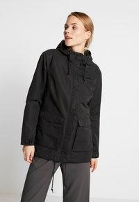 Columbia - SOUTH CANYON™ JACKET - Hardshell jacket - black - 0