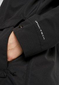 Columbia - SOUTH CANYON™ JACKET - Hardshell jacket - black - 4
