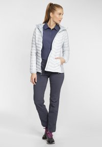 Columbia - POWDER PASS - Blouson - cirrus grey - 1