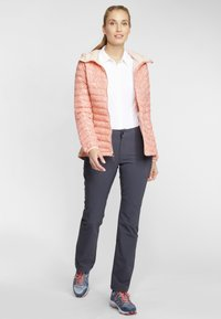 Columbia - POWDER PASS - Blouson - pink - 1
