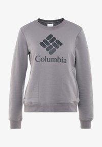 Columbia - LODGE CREW - Mikina - city grey heather - 4
