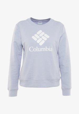 LODGE CREW - Sweatshirt - lilac