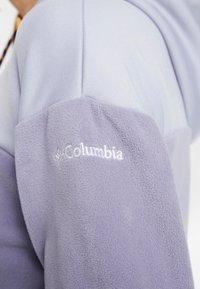 Columbia - EXPLORATION ANORAK - Luvtröja - dusty iris/twilight - 6