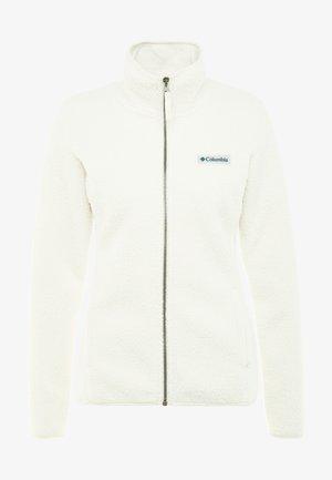 PANORAMA  - Fleece jacket - chalk