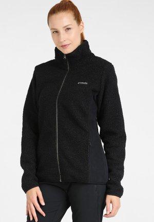 PANORAMA  - Fleece jacket - black
