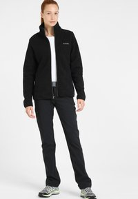 Columbia - PANORAMA  - Fleecejas - black - 1