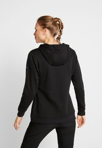 Columbia - LOGO HOODIE - Sweat à capuche - black - 2