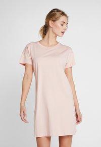 Columbia - PARK™ PRINTED DRESS - Jersey dress - peach cloud - 0
