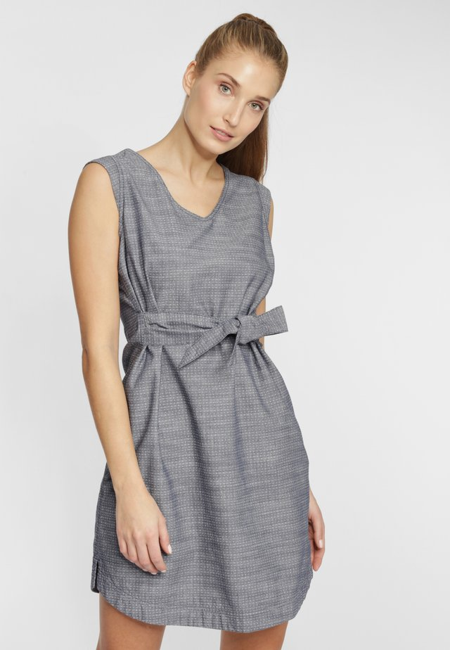 SUMMER CHILL - Day dress - dark blue