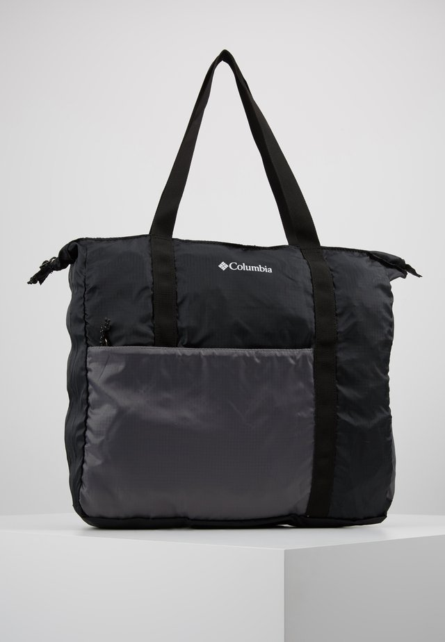 LIGHTWEIGHT PACKABLE 21L TOTE - Sporttasche - black/city grey