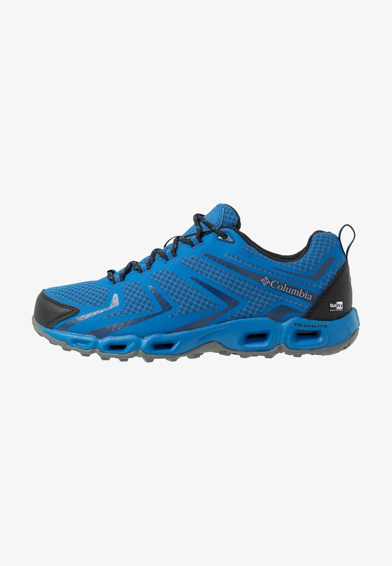 Columbia - VENTRAILIA 3 LOW OUTDRY - Hiking shoes - blue jay/royal