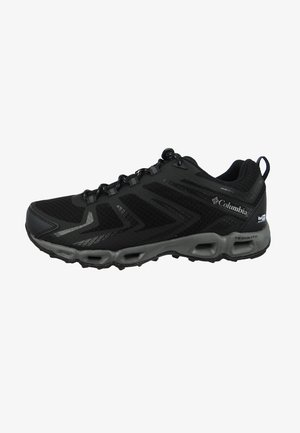VENTRAILIA 3 LOW OUTDRY - Chaussures de marche - black lux
