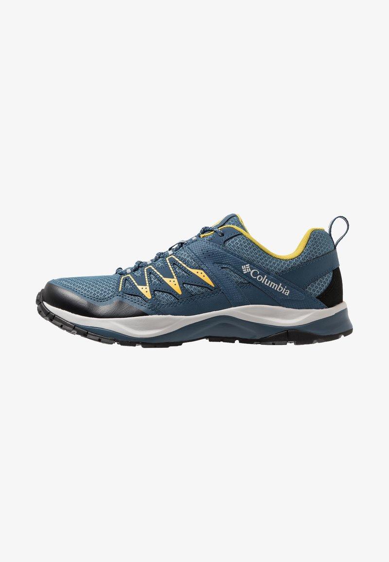 Columbia - WAYFINDER - Scarpa da hiking - steel/grey ice