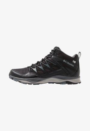 WAYFINDER OUTDRY - Chaussures de marche - black, steam