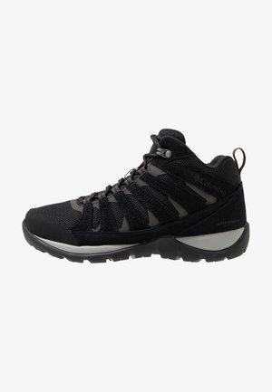 REDMOND V2 MID WP - Chaussures de marche - black/dark grey